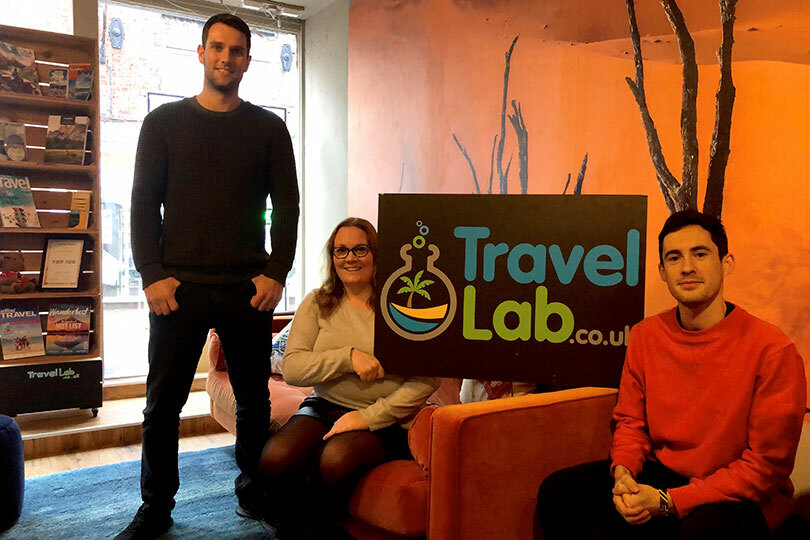 TravelLab, Macclesfield