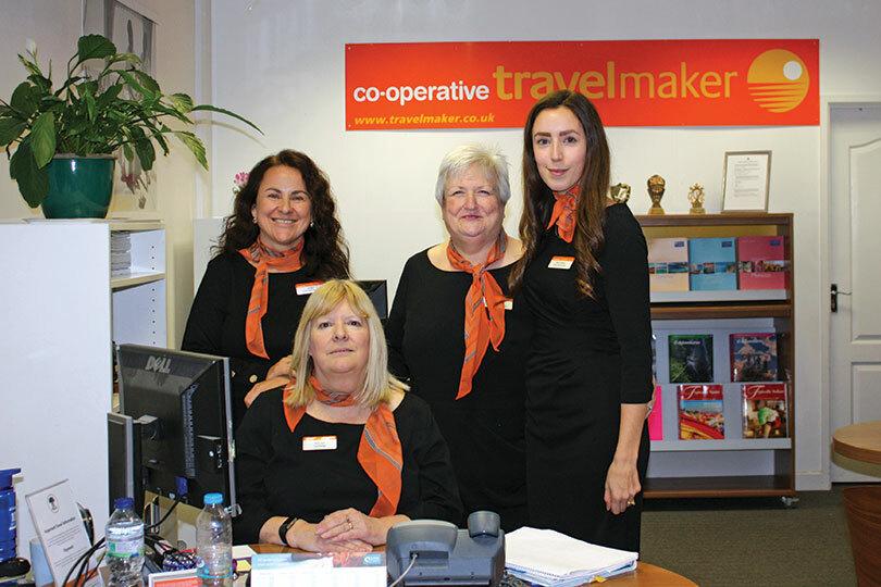 Travelmaker, Guernsey