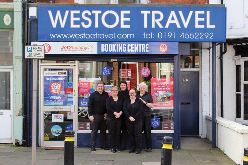 Westoe Travel to package its own rail and coach holidays