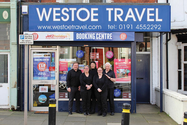 Westoe Travel, South Shields