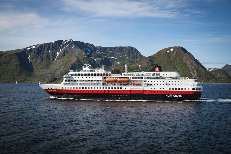 Hurtigruten could sail ex-UK later this year if infection rate falls