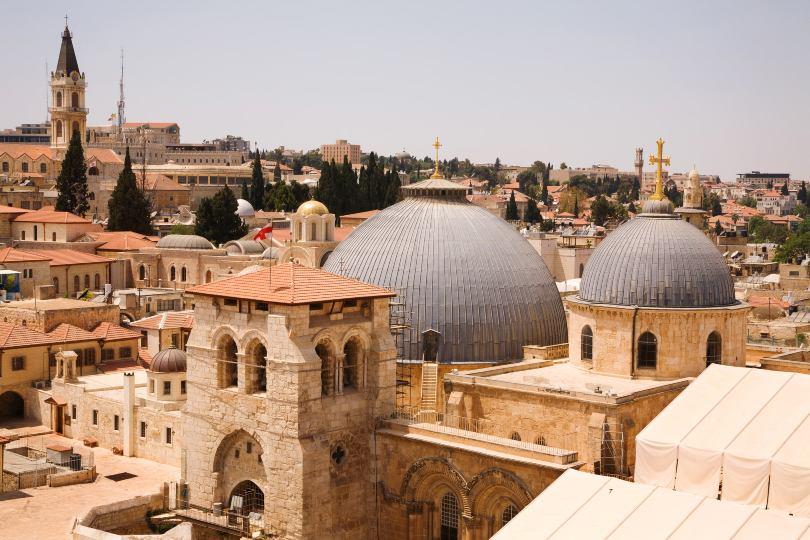 Jerusalem (Credit: Noam Chen / Israeli Ministry of Tourism)