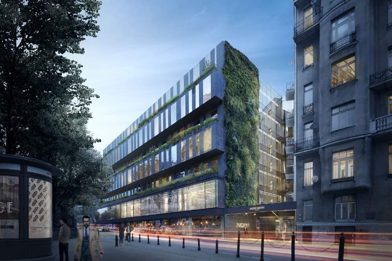 Nobu Hotel Warsaw will be the brand's 12th hotel around the world