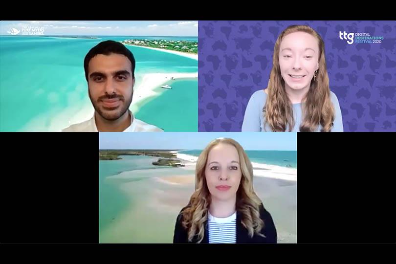 TTG DestFest2: Beaches of Fort Myers and Sanibel Masterclass