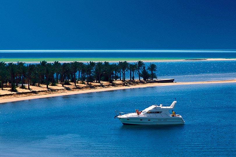 Red Sea twin centre