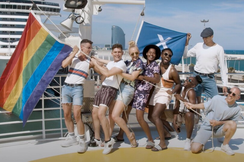 Celebrity's fourth Pride at Sea sailing has been cancelled due to Covid-19