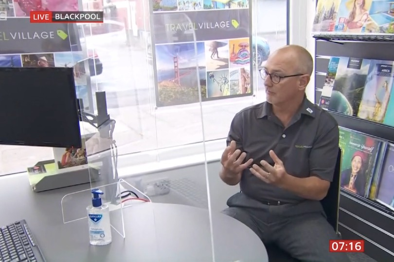 Nuttall calls for dedicated tourism minister in BBC interview
