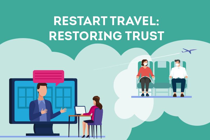 Restart travel: Restoring trust