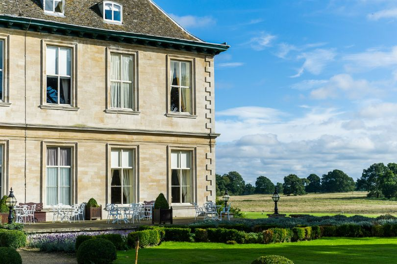 The event will be held at Stapleford Park country house hotel (Credit: Stapleford Park)