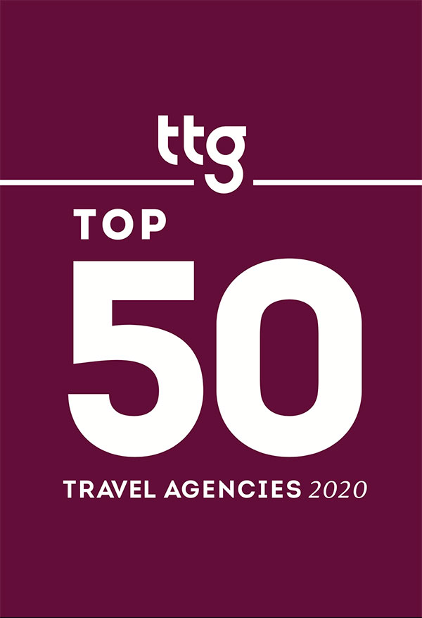 TTG's Top 50 Travel Agencies 2020