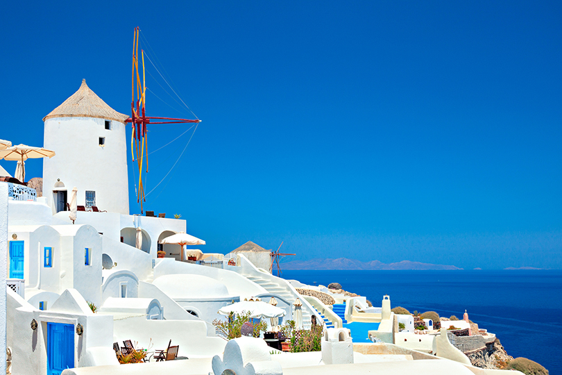 What could a holiday to Greece or Cyprus look like?