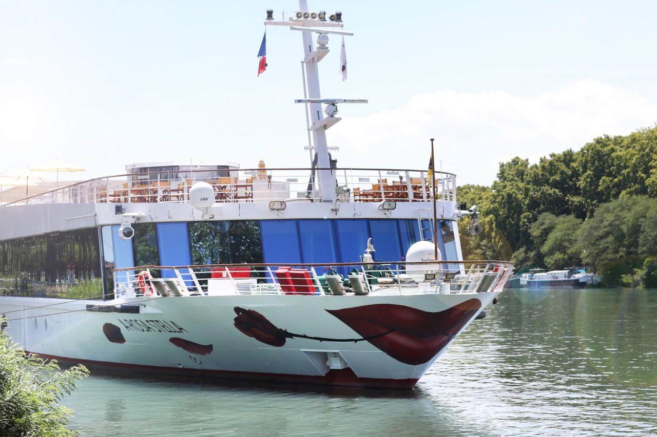 A-Rosa restarts Rhone river cruises