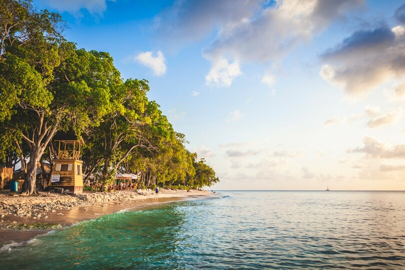 Barbados is offering people the chance to live and work on the island for a year