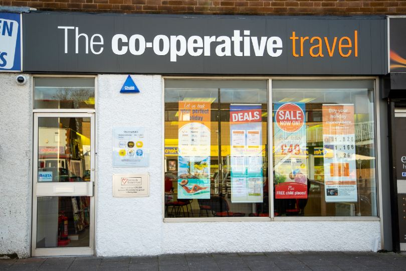Central England Co-op will shut its remaining eight branches
