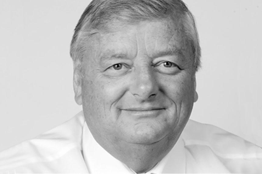 Former Hogg Robinson chief David Radcliffe passes away