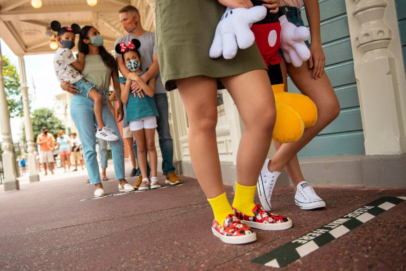 Disney ready to reopen Florida theme parks despite US Covid outlook