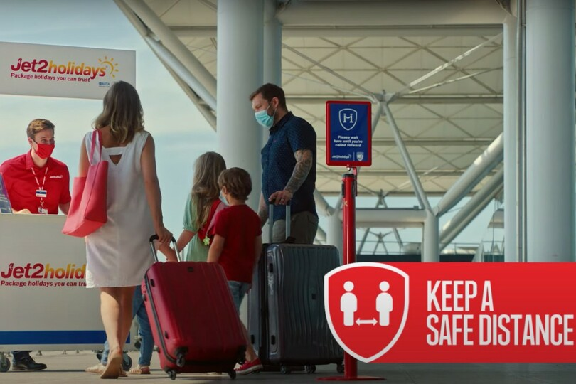Jet2 outlines new Covid safety policies
