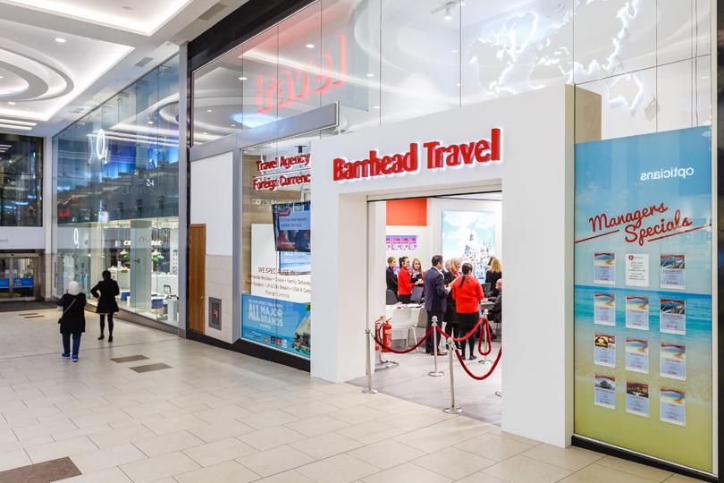 Barrhead's Newcastle store