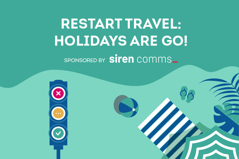 Restart Travel: Holidays are go!