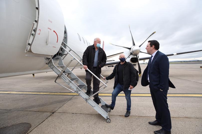 Teesside-London air link re-established after 10 years