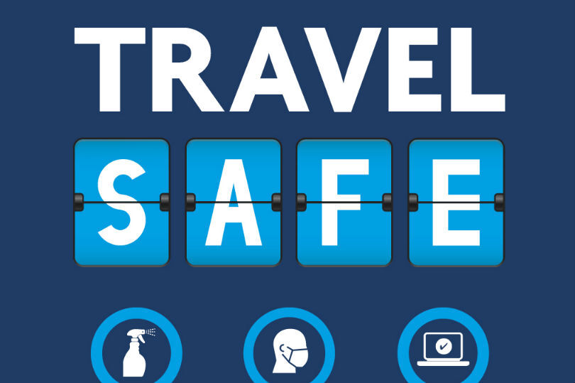 Travel Safe campaign aimed at passengers and agents' clients