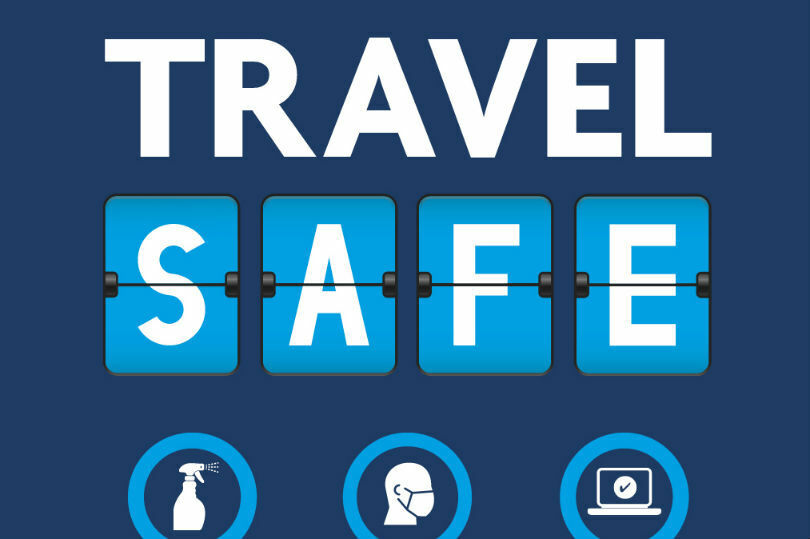 Travel Safe logos will be a familiar sight this summer