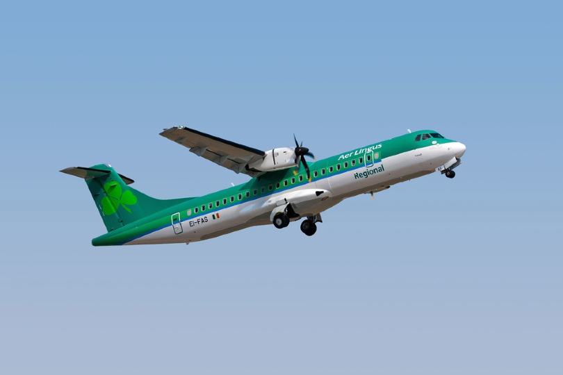 Aer Lingus Regional has begun two new routes