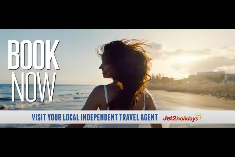Jet2holidays launches refreshed 'Summer's Saved' ad campaign