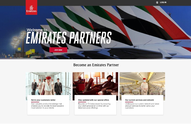 The new portal will offer 24/7 support, Emirates has said