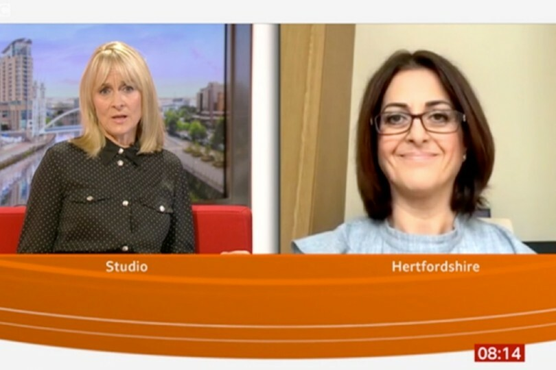 Advantage chief Julia Lo Bue-Said hit out at the government in a BBC Breakfast interview