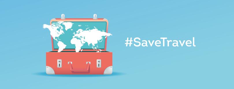 TTG's #SaveTravel campaign