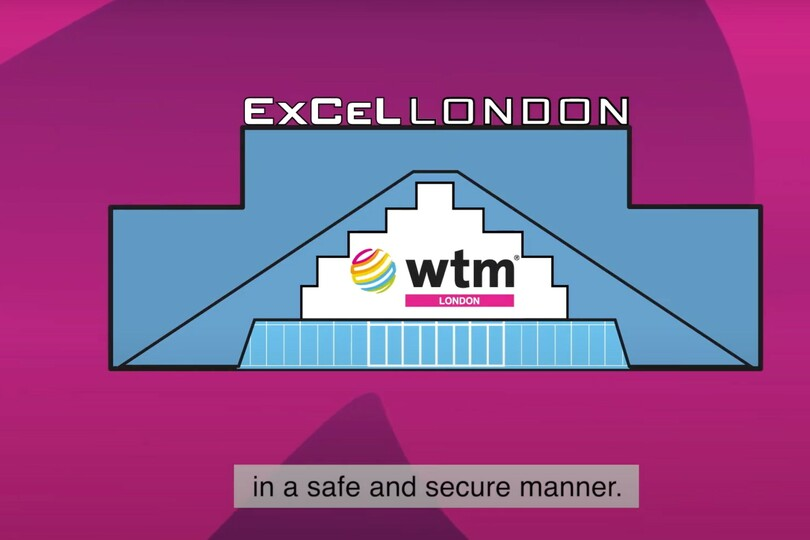 Watch: Attending WTM London in the Covid era