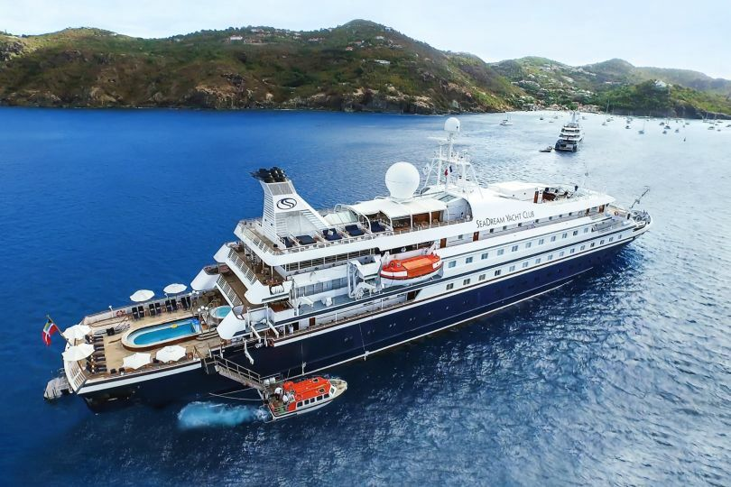 Seven guests and two crew tested positive during the line's first cruise in the Caribbean since the pandemic