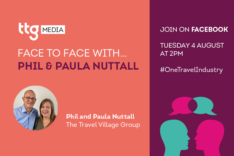 Phil and Paula Nuttall to join Face To Face