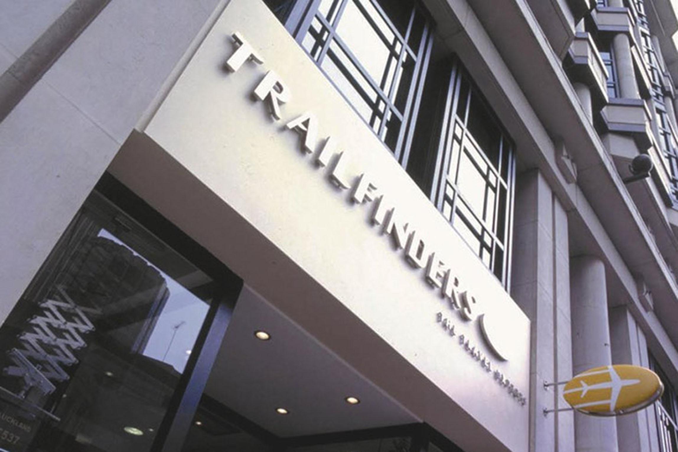 Trailfinders' London HQ