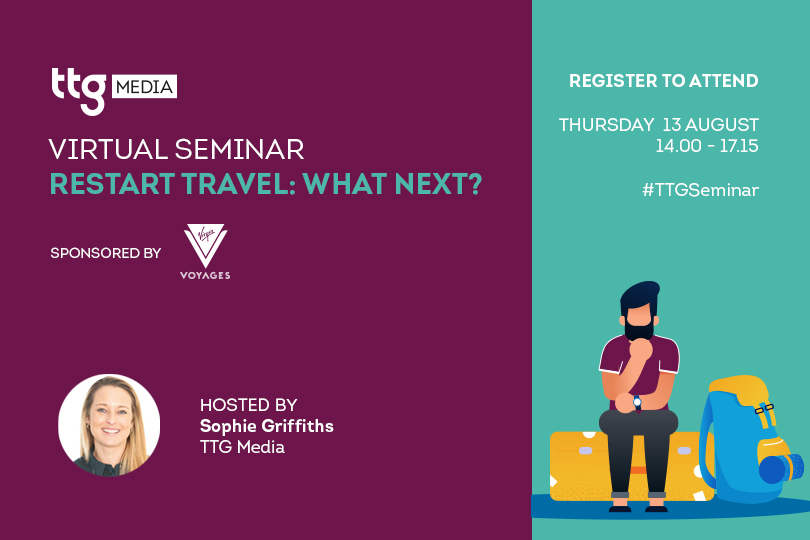 Cruise and low season travel in the spotlight at latest TTG seminar - Thurs 13 August