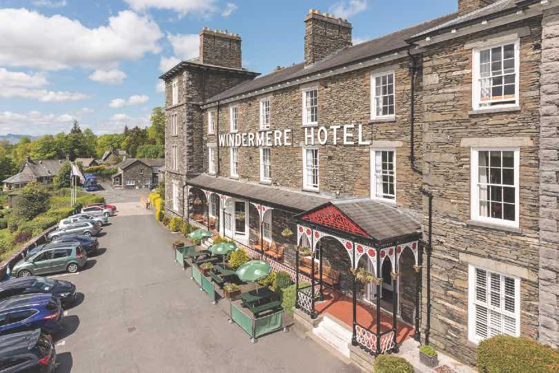 Bespoke Hotels to operate former Shearings hotels