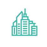 City breaks icon