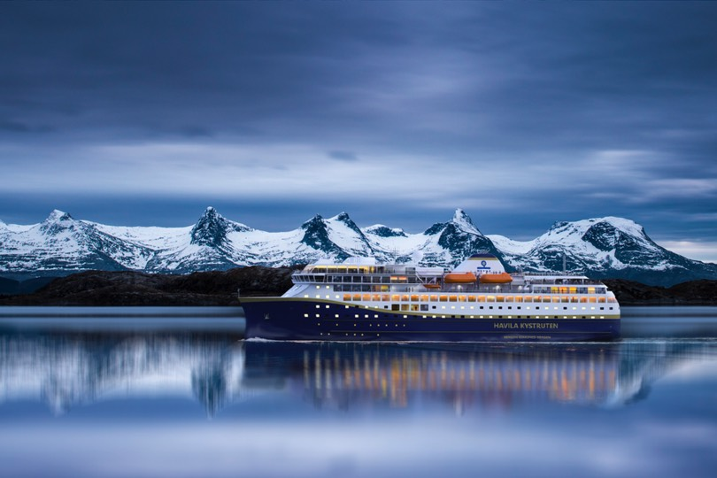 Havila Voyages will begin operations in Norway with two ships in 2021