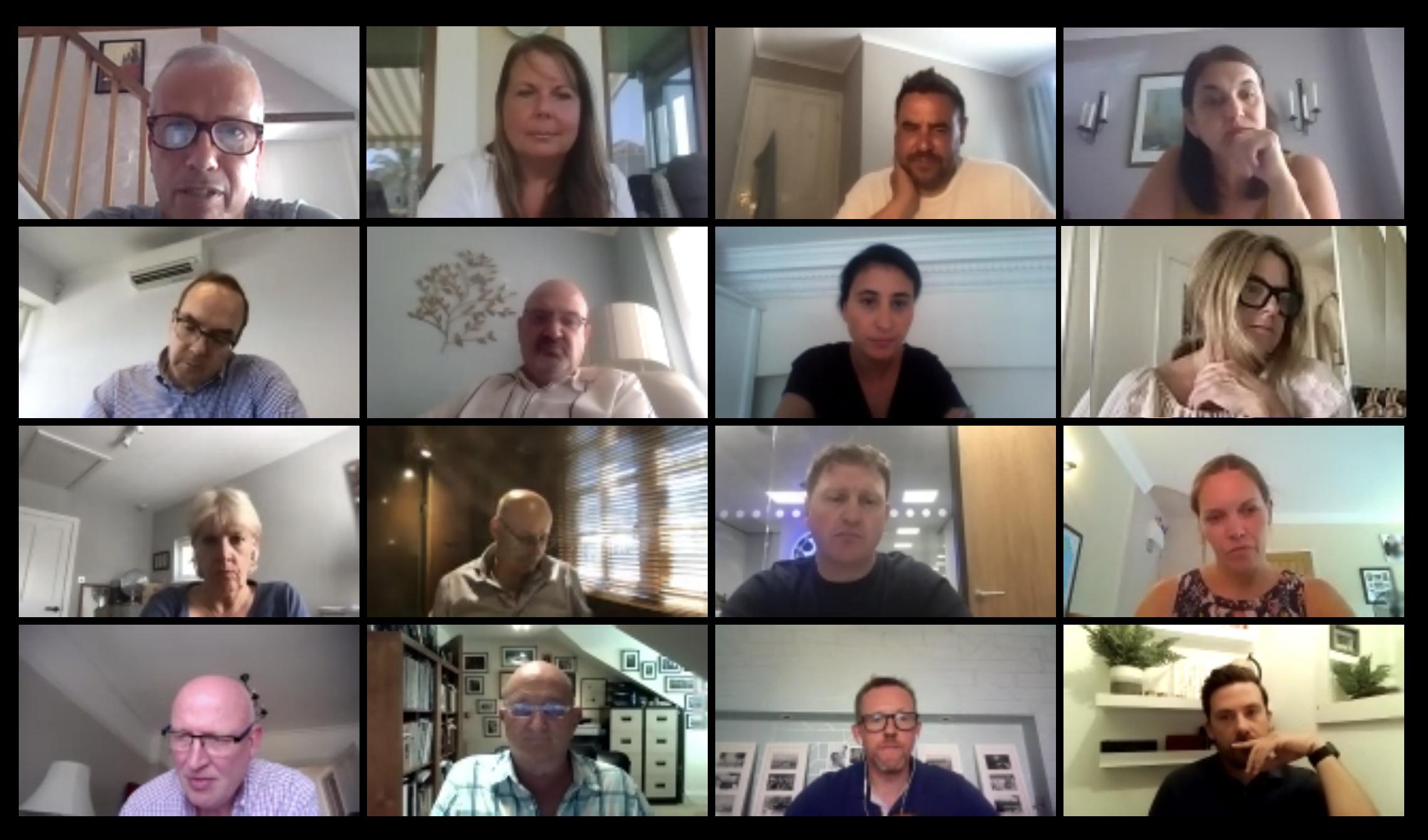 TTG's #SaveTravel steering group