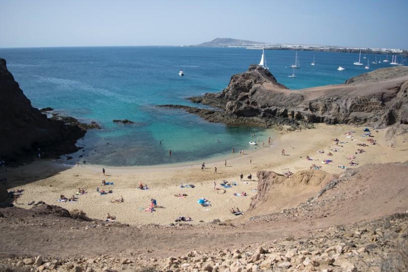 Lanzarote shifts UK focus to winter sun season