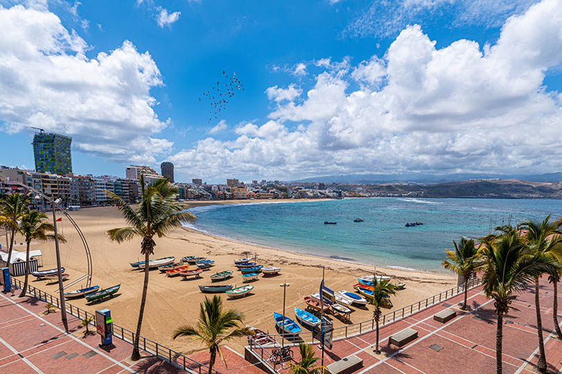 Win a luxury escape to Gran Canaria