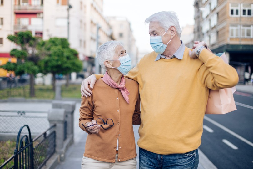 Older travellers want to make up for the trips they missed due to the pandemic