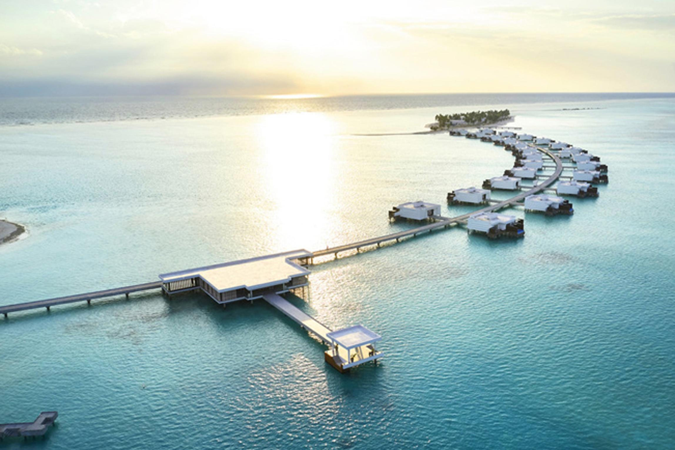 Riu's Palace Maldivas