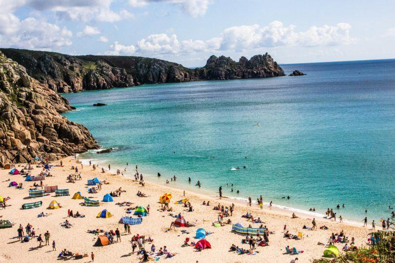 Cornwall is set to boom again this summer (Credit: Charisse Kenion / Unsplash)