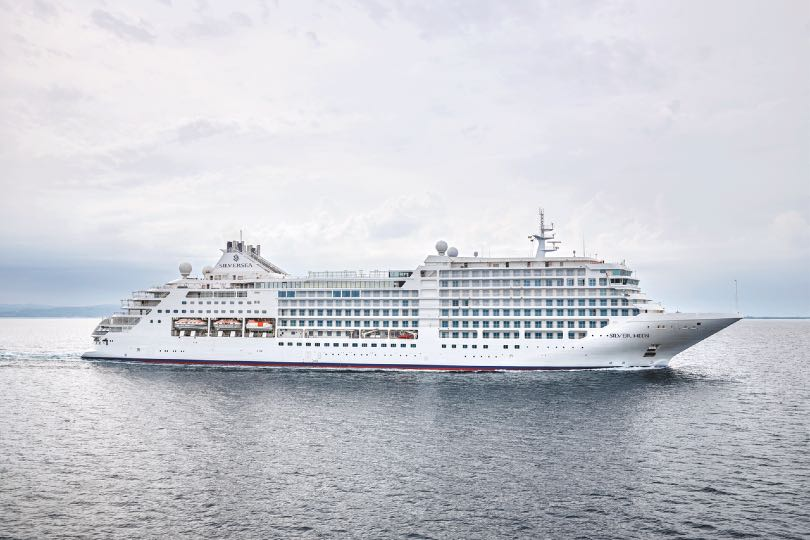 Silversea sees 'unprecedented demand' as Silver Moon cruises go on sale