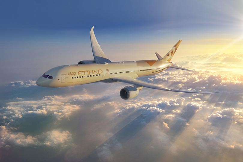 Win a trip to Abu Dhabi with Etihad Airways