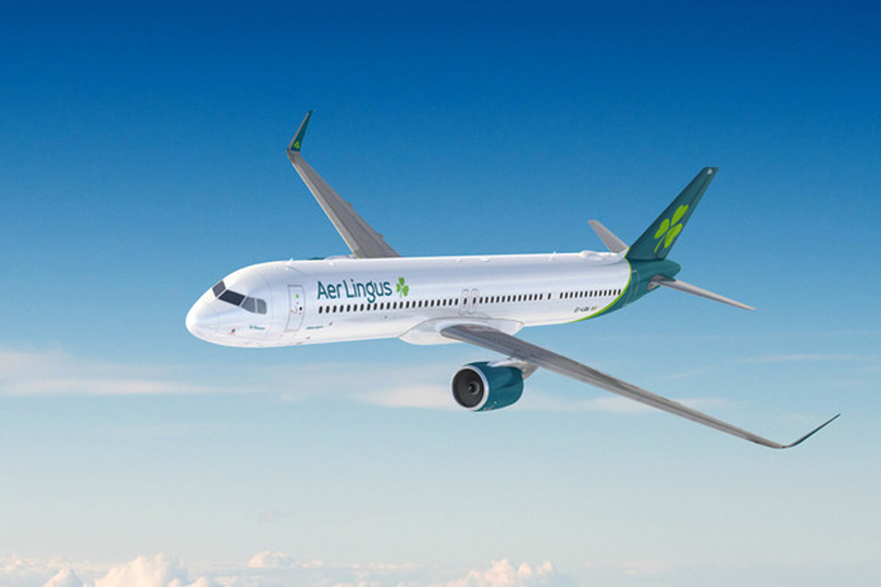 Aer Lingus may use its new Airbus fleet to open US routes from the UK
