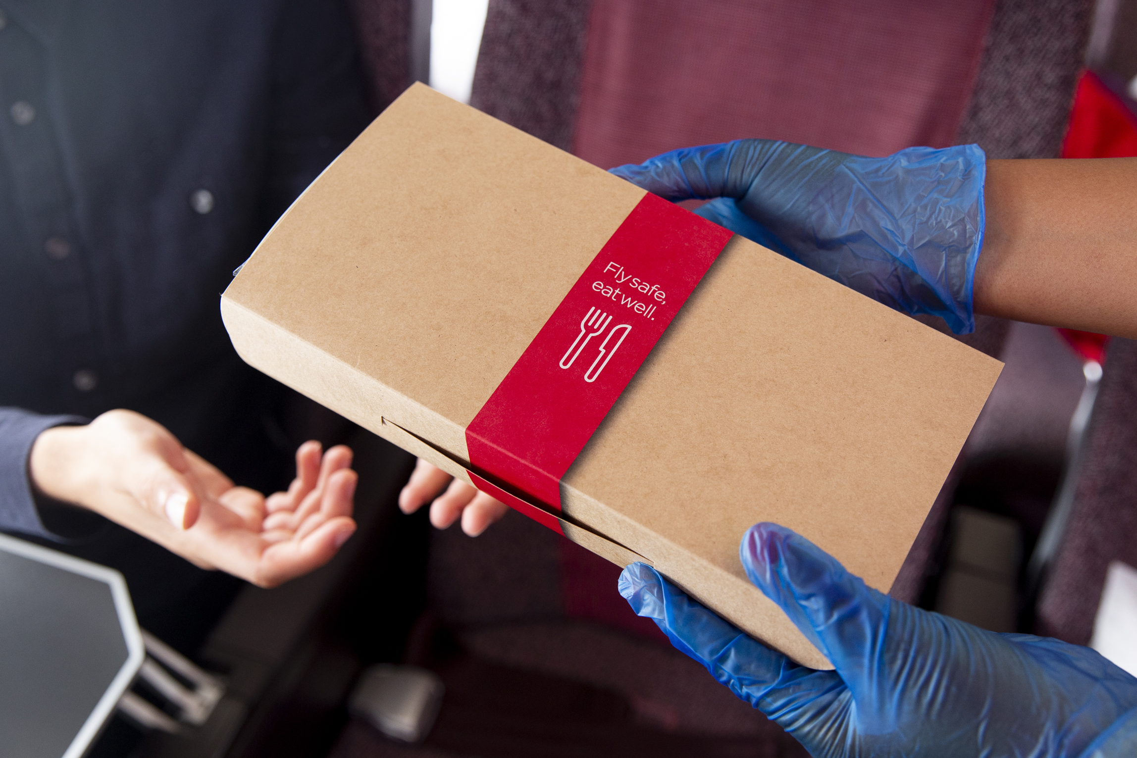 Virgin Atlantic passengers will receive a modified food offering