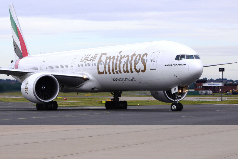 Emirates boss: 'We can distribute Covid vaccine to the world'